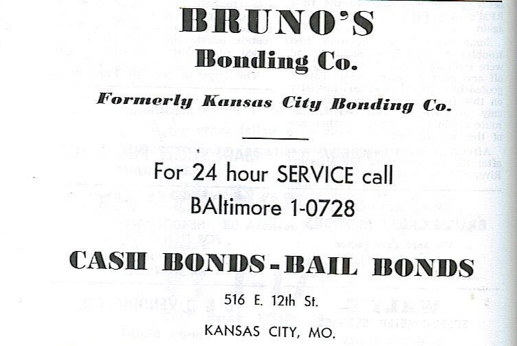 Bruno Bail Bonds Oldest Bonding Company in KC